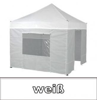 seitenwandset zu pavillon pp09 wei 3 x 3 meter 4 seiten bei. Black Bedroom Furniture Sets. Home Design Ideas