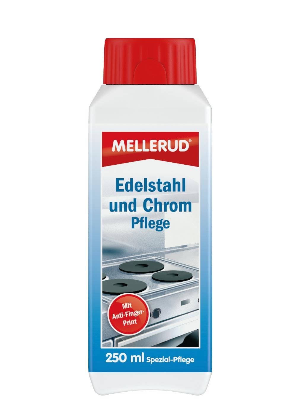 MELLERUD Edelstahl und Chrom Pflege 250 ml Bild 1
