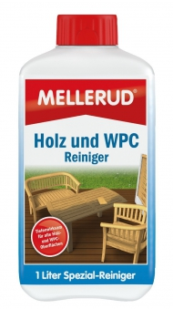 MELLERUD Holz- und WPC Reiniger 1,0 Liter Bild 1