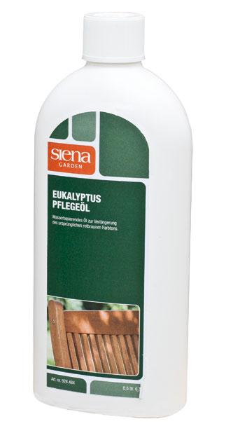Siena Garden Eukalyptus Pflegeöl für Gartenmöbel 500 ml Bild 1