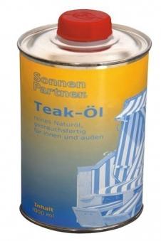 Sunny Smart Teak-Öl 1000 ml Bild 1