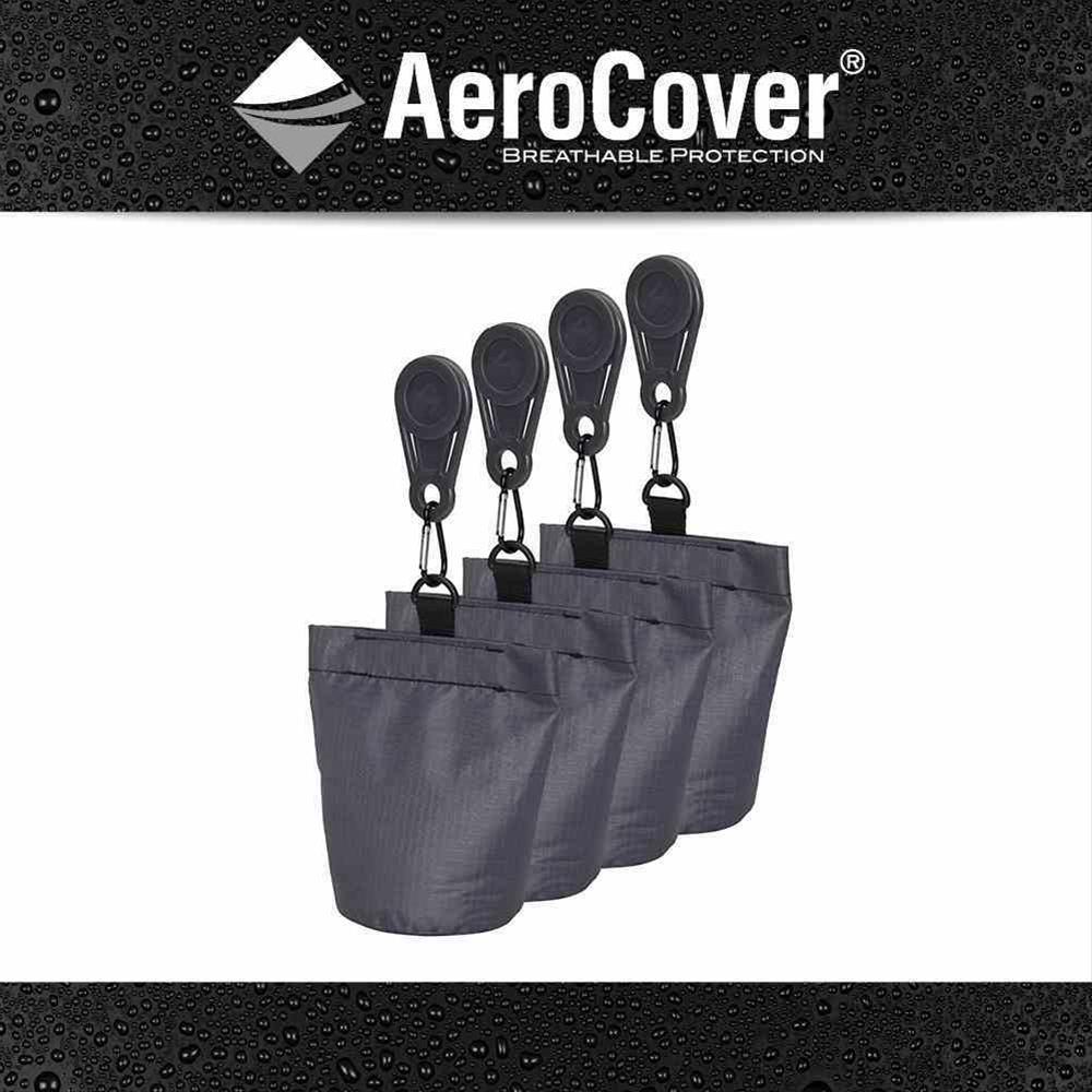 Aero Cover Sandsack-Set 4tlg für Schutzhüllen Bild 1