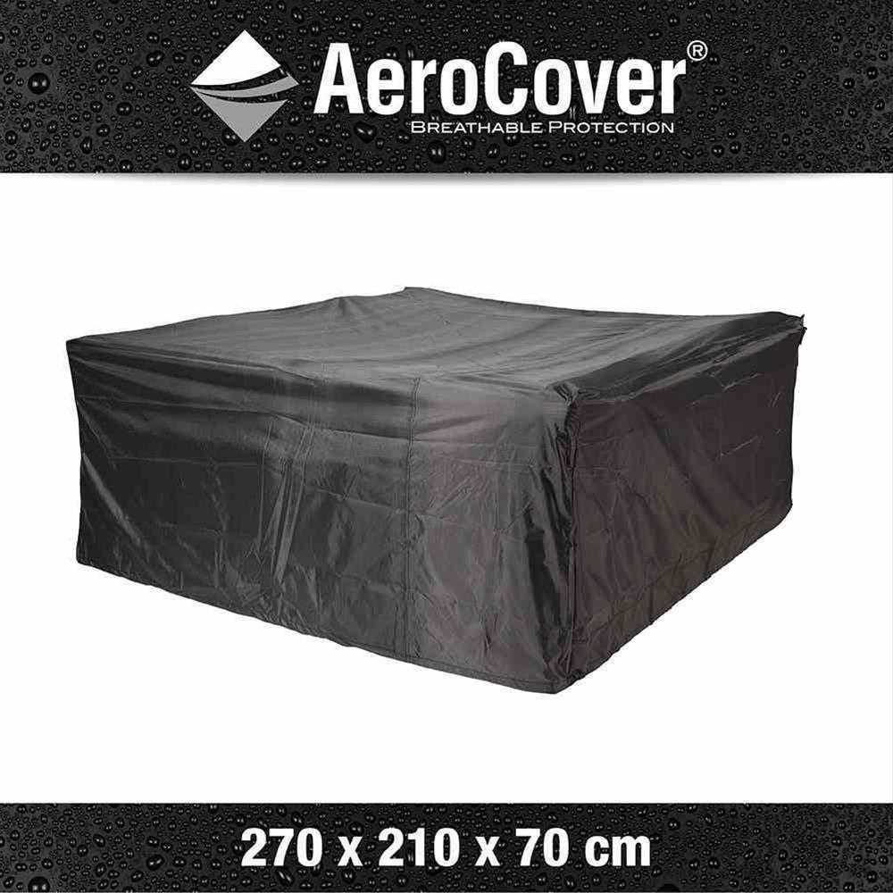 AeroCover Loungesethülle 270 x 210 x H 70 cm rechteckig Bild 1