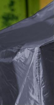 Schutzhülle / Abdeckhaube acamp für 3-Sitzer Gartenbank 160x75x78cm Bild 1