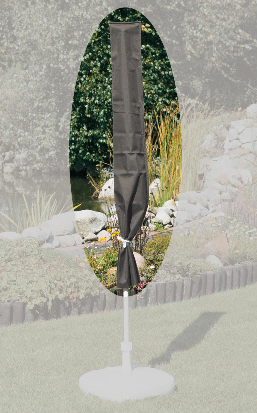 Schutzhülle / Abdeckhaube acamp für Sonnenschirme bis Ø400cm Bild 1