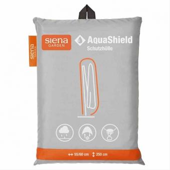 Schutzhülle Ampelschirm Siena Garden AquaShield grau 55/60xH250cm Bild 1