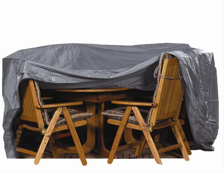 Schutzhülle Sitzgruppe Siena Garden Sitzgruppenhülle anthr. 230x135cm Bild 1