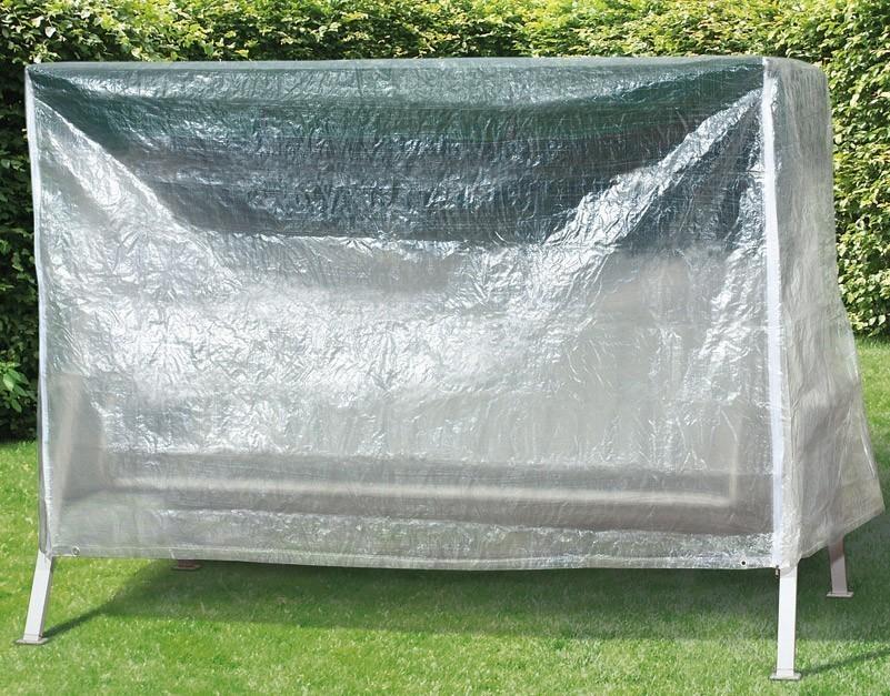 Schutzhülle Wehncke Classic für Gartenschaukeln 210x150x139cm transp. Bild 1