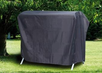 Schutzhülle Wehncke Deluxe für Gartenschaukel 155x150x135cm anthrazit Bild 1