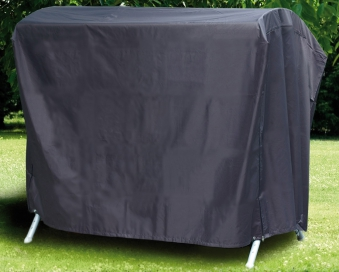 Schutzhülle Wehncke Deluxe für Gartenschaukel 210x150x139cm anthrazit Bild 1