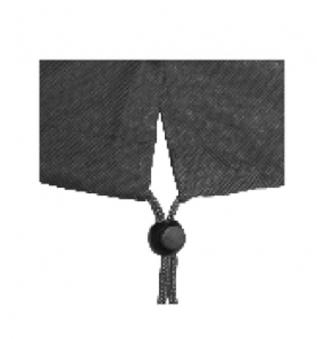 Schutzhülle Wehncke Deluxe für Rattan Garnitur 200x160x70cm anthrazit Bild 2