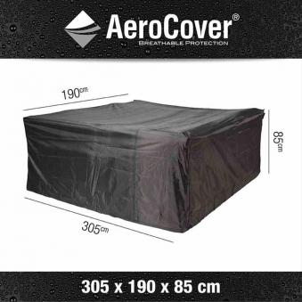 Schutzhülle für Gartenmöbel Gruppe AeroCover 305x190x85cm Bild 1