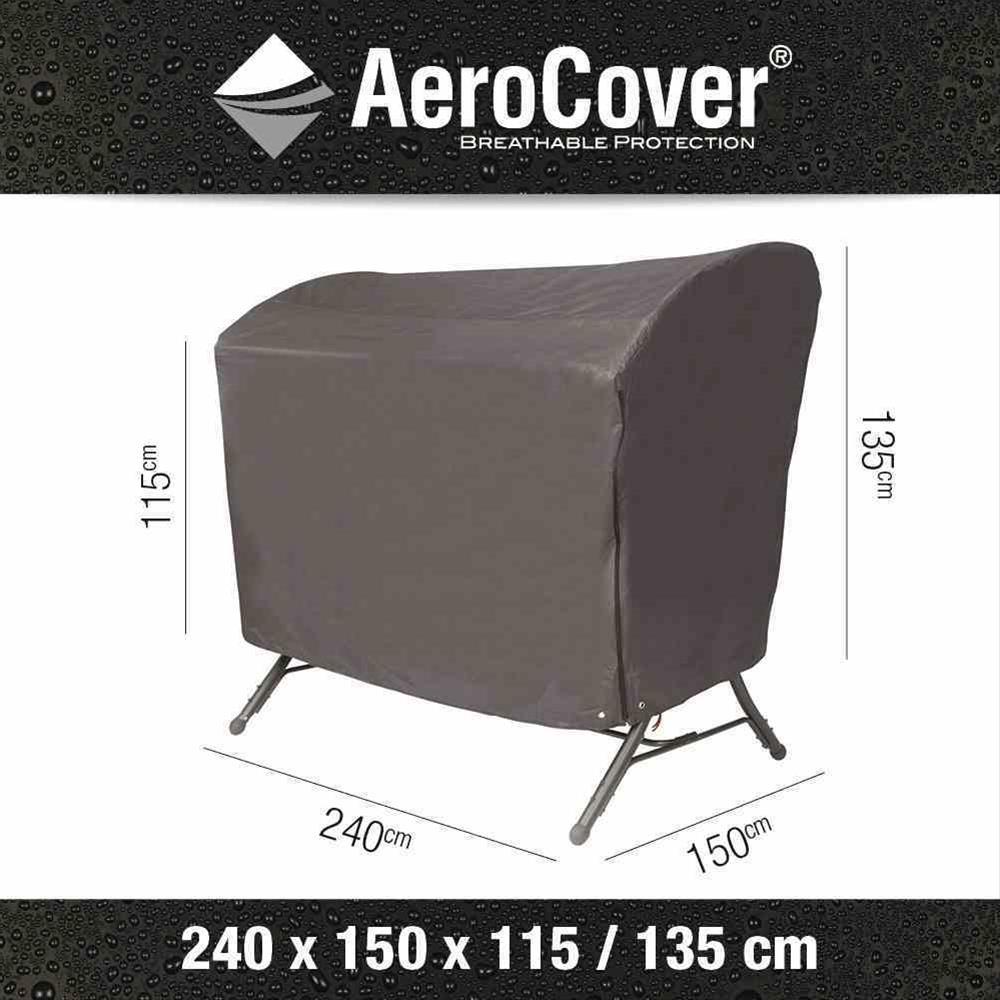 Schutzhülle für Gartenschaukel AeroCover 240x150x135cm Bild 1