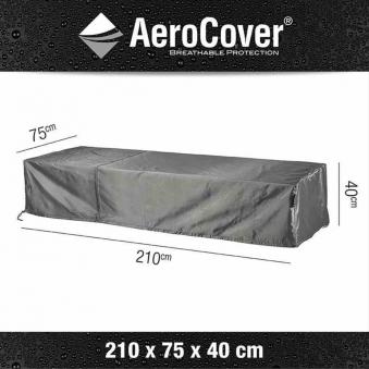 Schutzhülle für Lounge-Liege AeroCover 210x75x40cm Bild 1