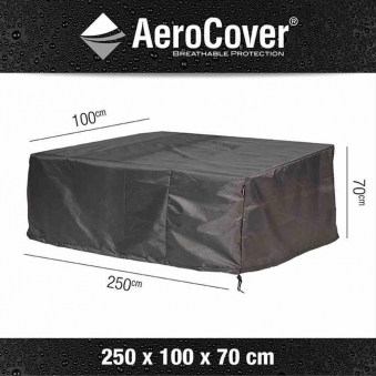 Schutzhülle für Loungebank / Sofa AeroCover 250x100xH70cm Bild 1