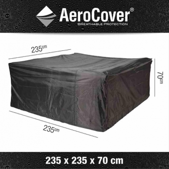 Schutzhülle für Loungegruppe AeroCover 235x235x70cm Bild 1