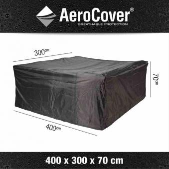 Schutzhülle für Loungegruppe AeroCover 400x300x70cm Bild 1