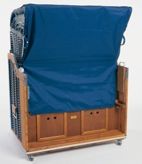 schutzh lle vorspannschutzh lle xl gr n f r strandkorb 2 sitzer bild 1. Black Bedroom Furniture Sets. Home Design Ideas