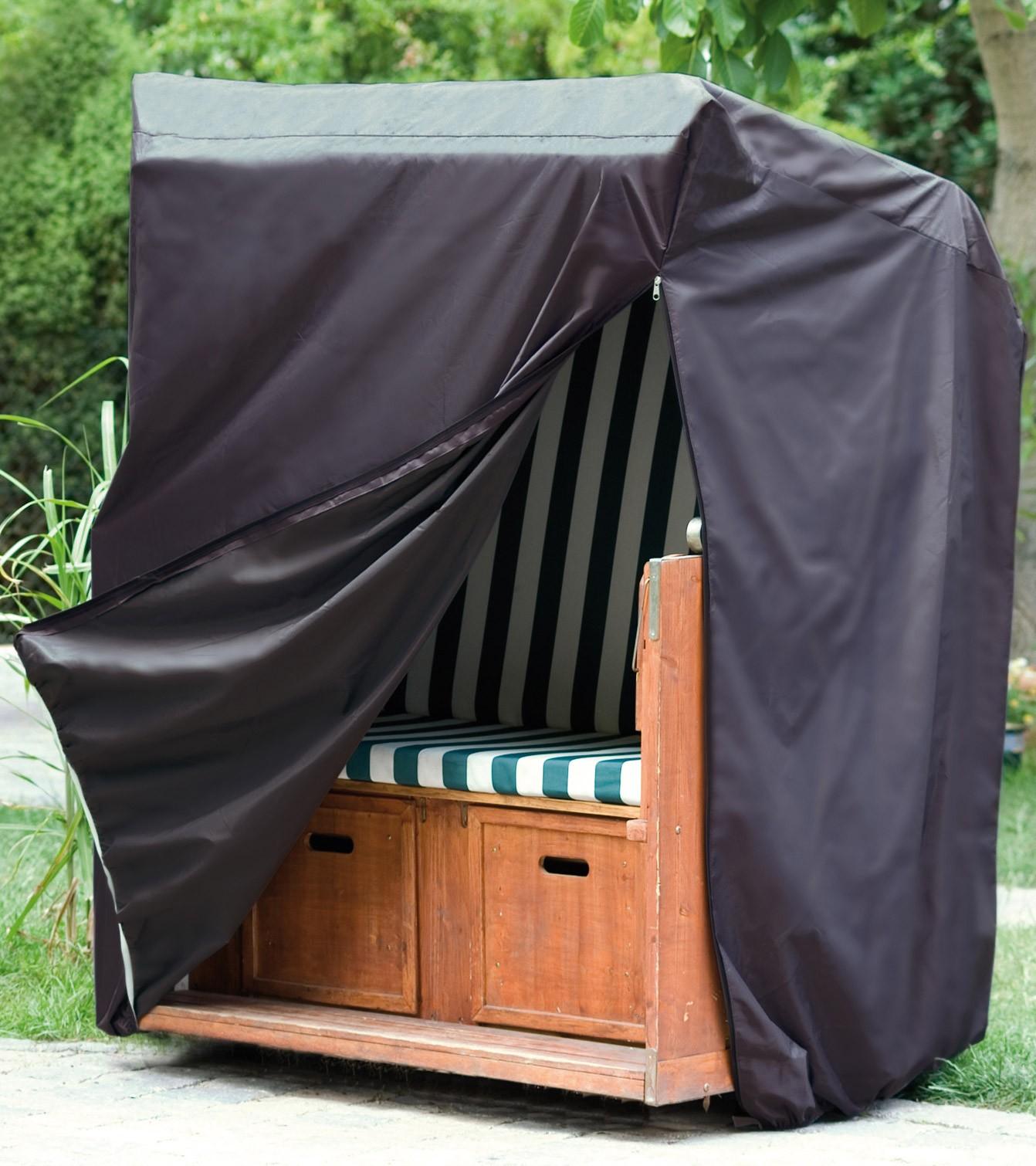 schutzh lle wehncke deluxe f r strandkorb 130x100x170cm. Black Bedroom Furniture Sets. Home Design Ideas