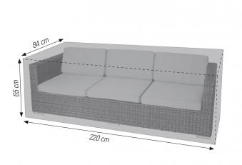 acamp Schutzhülle für Lounge Sofa 3Sitzer Sizilien Bild 2