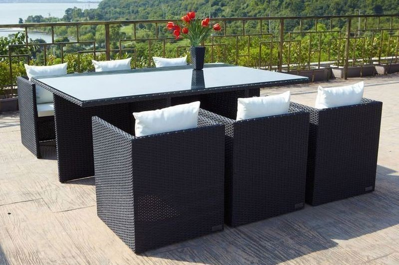 polyrattan tisch great polyrattan tisch und bank googlesuche with polyrattan tisch gallery of. Black Bedroom Furniture Sets. Home Design Ideas