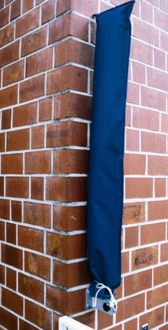 Leco Balkonfächer Sichtschutz / Sonnenschutz / Windschutz orange Bild 2
