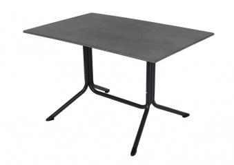 Gartentisch / Klapptisch MFG Mec-Slim Topalit 120x80xm anthrazit Bild 1