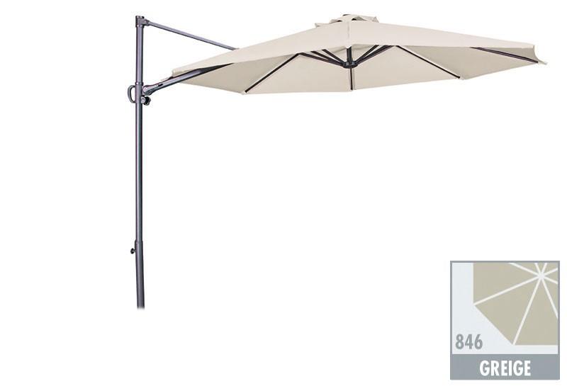ampelschirm sonnenschirm doppler ravenna light o300cm With französischer balkon mit derby sonnenschirm ravenna