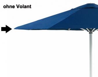 Großschirm / Sonnenschirm Doppler Alu Expert 350x350cm rot Bild 3