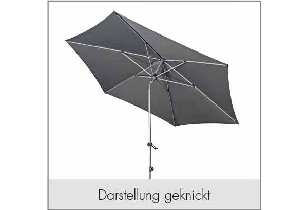 Sonnenschirm / Gartenschirm Doppler Expert auto tilt Ø280 D820 natur Bild 4