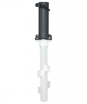 Doppler Bodenhülse - Sonnenschirmständer für Telestar