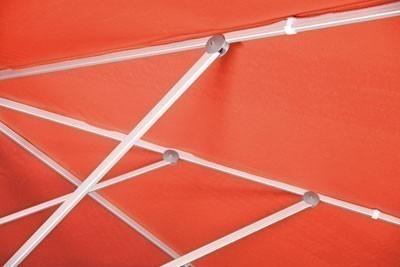 Sonnenschirm Gastronomie Doppler Telestar 400x400cm D812 dunkelgrün Bild 2