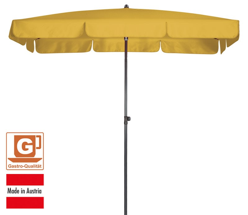 Sonnenschirm Marktschirm Doppler Sunline Waterproof III 185x120cm D811 Bild 1