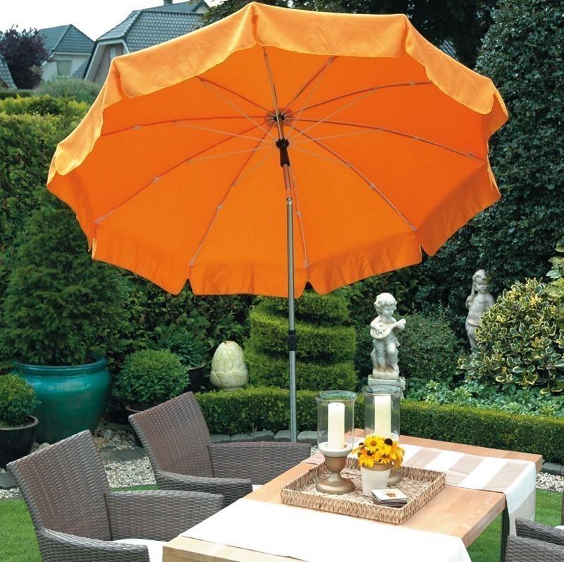 sonnenschirm zangenberg windbreaker sylt 200cm natur. Black Bedroom Furniture Sets. Home Design Ideas