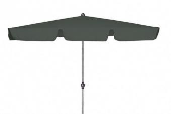 sonnenschirm rechteckig doppler active 180x120 d 840 anthrazit bei. Black Bedroom Furniture Sets. Home Design Ideas