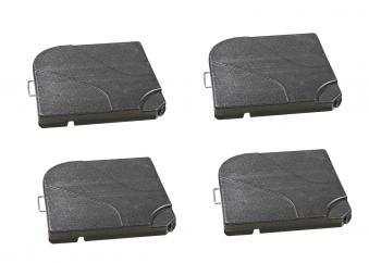 Derby Füllplatten Set / Beschwerplatte 25kg für Plattenständer 4er Set Bild 1