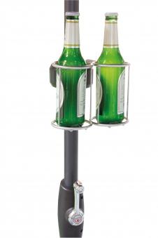 Flaschen-/Dosenhalter für Doppler Sonnenschirm Grillmeister Bild 1