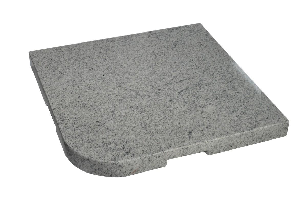 Granitplatten für Plattenständer 50x50cm Bild 1