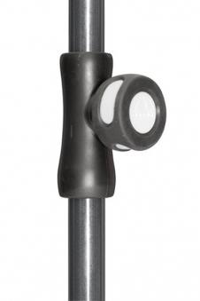 Unterrohr für Sonnenschirm 29/32mm Doppler anthrazit Bild 1