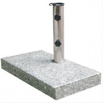 balkon sonnenschirmst nder granit 25kg rollbar 25 48mm. Black Bedroom Furniture Sets. Home Design Ideas