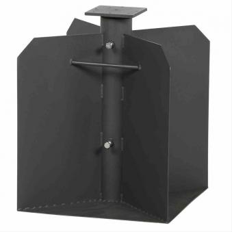Bodenständer / Bodenhülse XL  für Ampelschirme Montage ohne Beton Bild 1