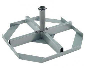 Doppler Großschirmständer / Sonnenschirmständer für Telestar Bild 1