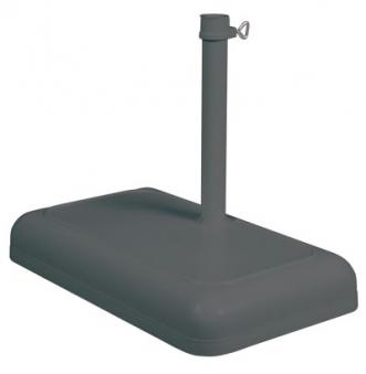 Schirmständer Doppler Balkonschirmständer 20 kg Ø 25-32 mm anthrazit Bild 1