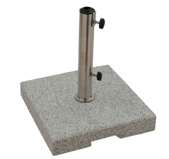 sonnenschirmst 228 nder derby granitsockel 25 kg bis 216 48 mm bei edingershops de