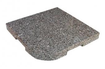 Granitplatte für Plattenschirmständer