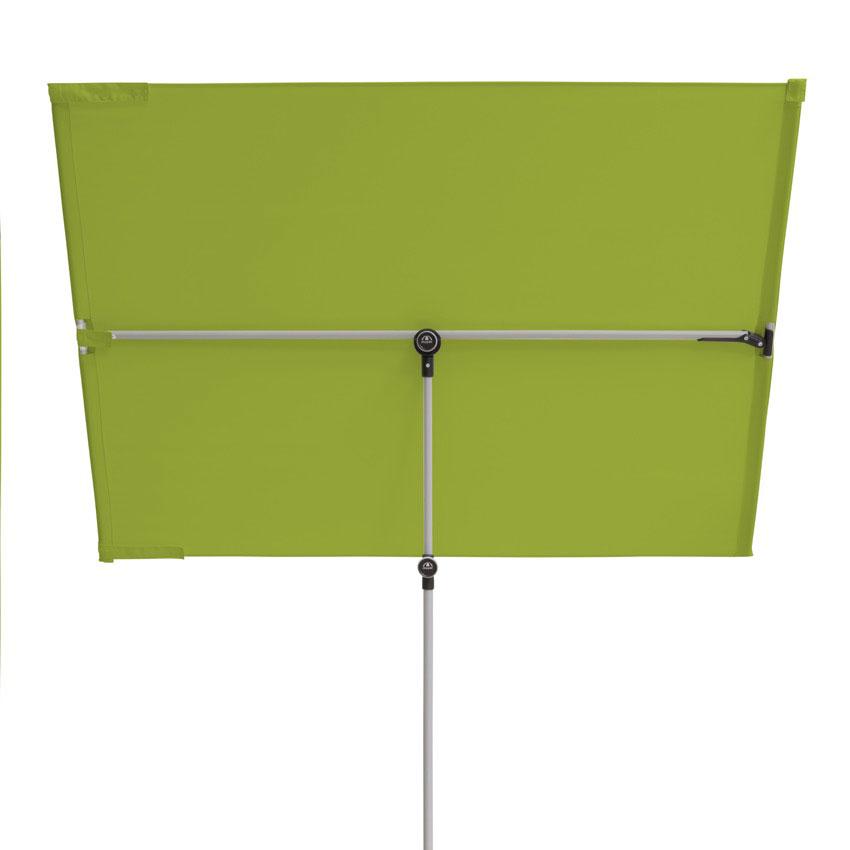 Doppler Sonnenschirm / Active Balkonblende 180x130cm D 836 grün Bild 1