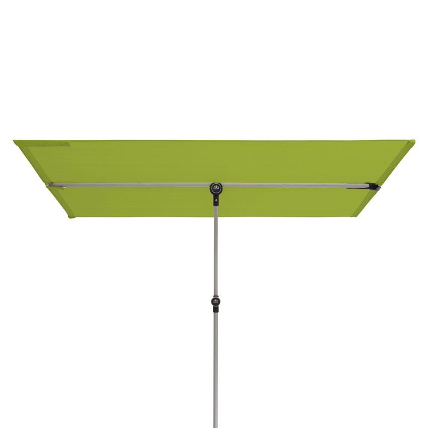 Doppler Sonnenschirm / Active Balkonblende 180x130cm D 836 grün Bild 4
