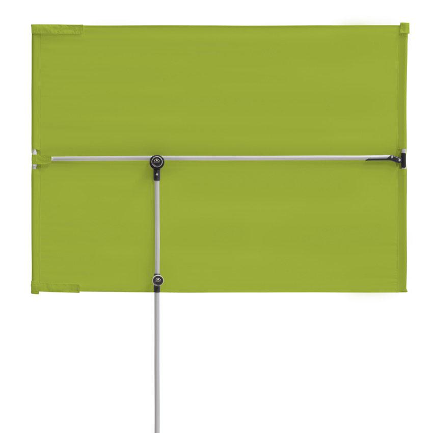 Doppler Sonnenschirm / Active Balkonblende 180x130cm D 836 grün Bild 7