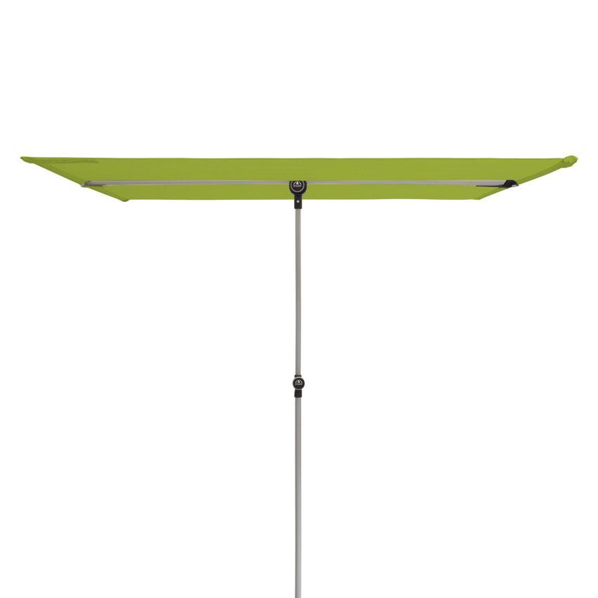 Doppler Sonnenschirm / Active Balkonblende 180x130cm D 836 grün Bild 8