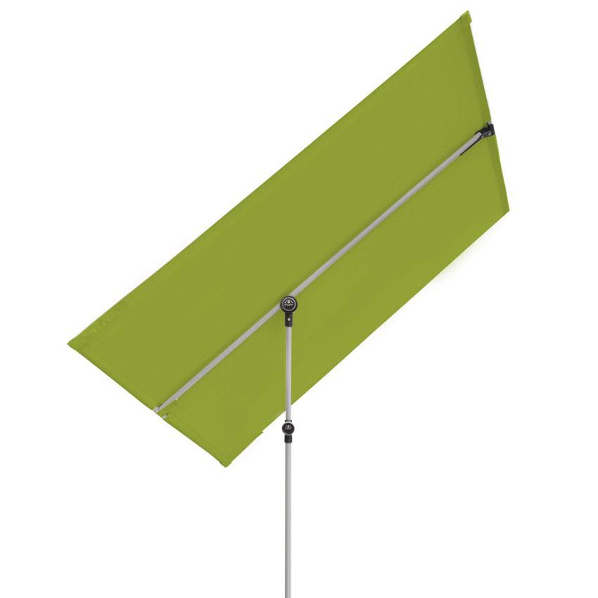 Doppler Sonnenschirm / Active Balkonblende 180x130cm D 836 grün Bild 9